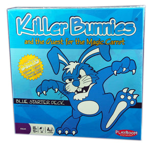 Killer Bunnies, Blue Starter Deck
