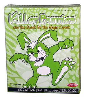 Killer Bunnies, Creature Feature Booster Deck