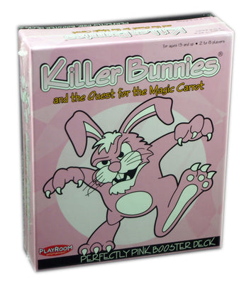 Killer Bunnies, Perfectly Pink Booster Deck