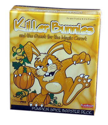 Killer Bunnies, Pumpkin Spice Booster Deck