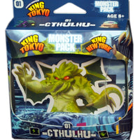 king of New York / Tokyo, Chtulhu Monster Pack