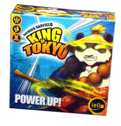 King of Tokyo 2th ed. Power Up! Expansion