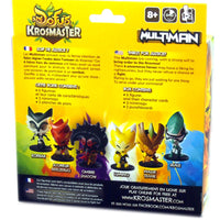 Krosmaster Multiman Pack, (French Cards)