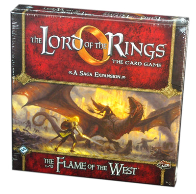Lord of the Rings LCG, The Flames of the West Saga expansion