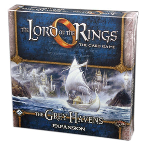 Lord of the Rings LCG, Grey Havens expansion