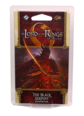 Lord of the Rings LCG, The Black Serpent Adventure pack