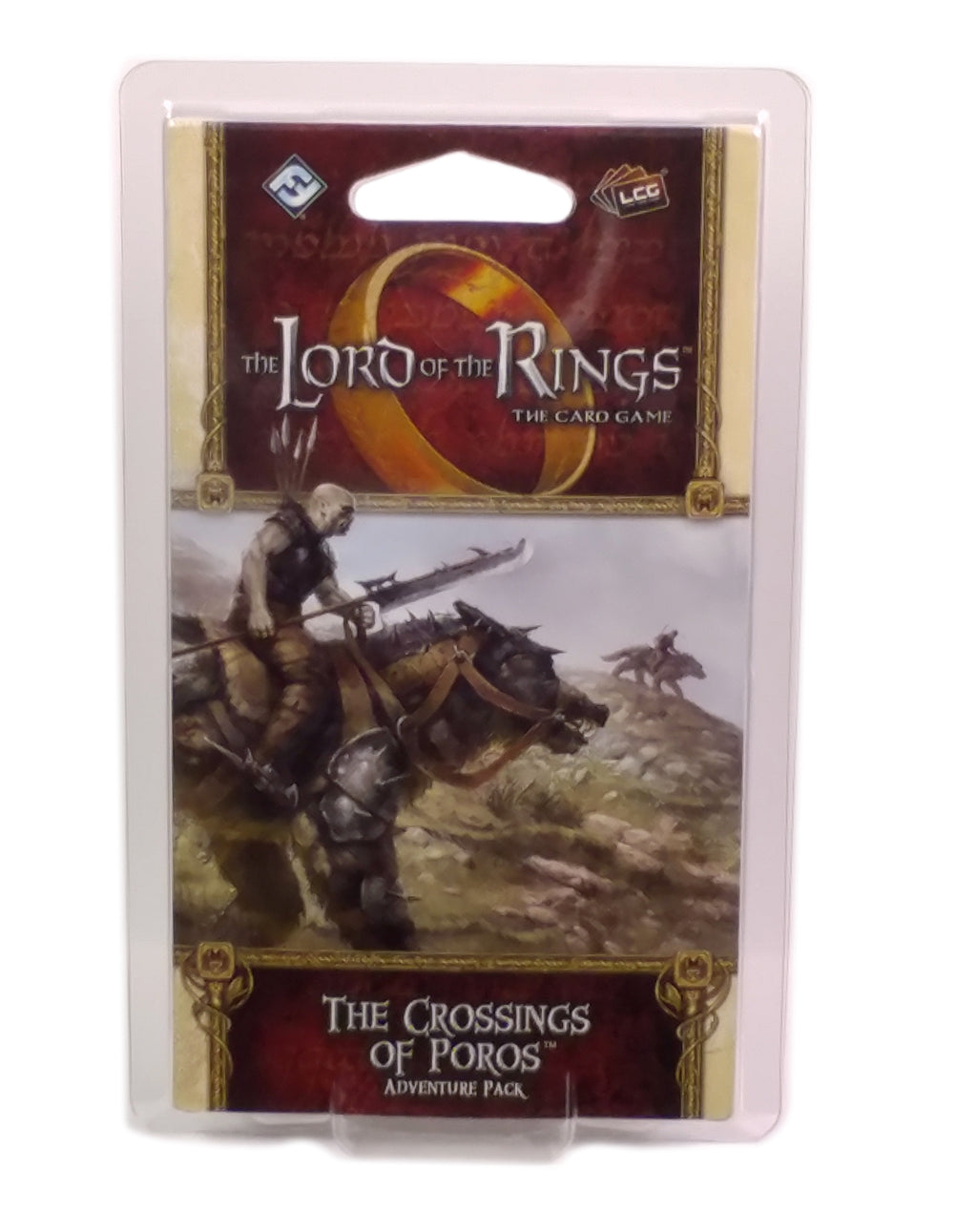 Lord of the Rings LCG, The Crossings of Poros Adventure pack