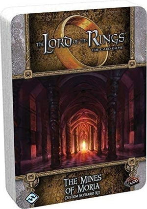 Lord of the Rings LCG, The Mines of Moria Scenario Pack