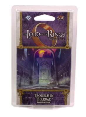 Lord of the Rings LCG, Trouble in Tharbad Adventure pack