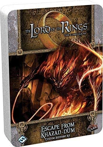 Lord of the Rings LCG, Escape From Khazad-Dum Scenario Pack