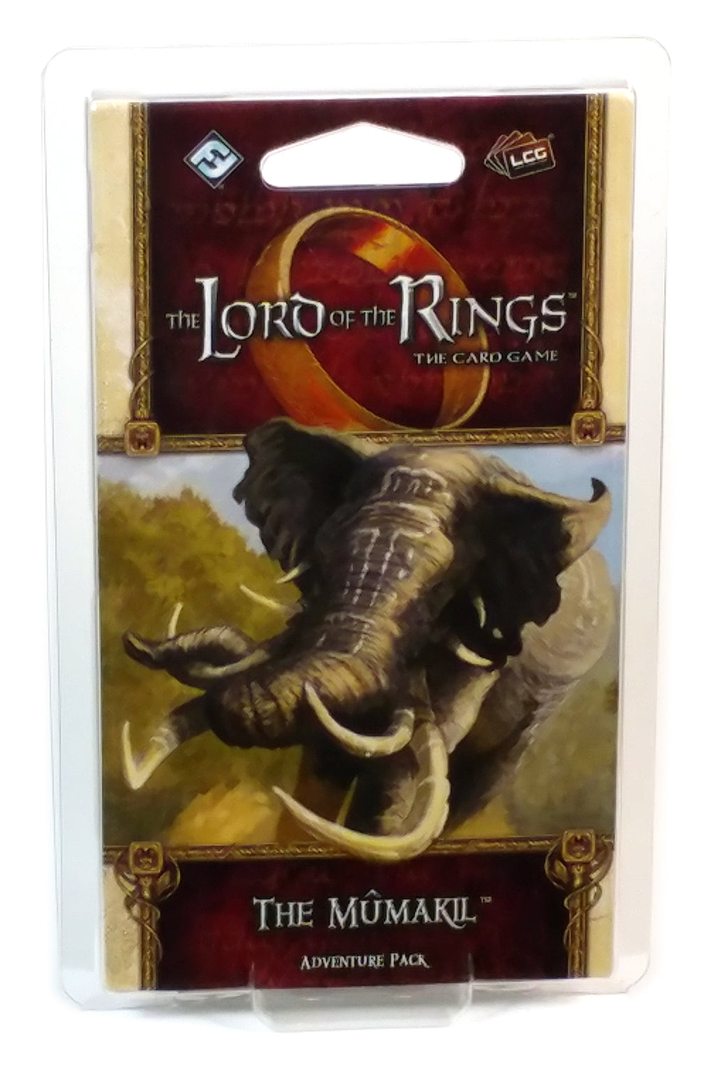 Lord of the Rings LCG, The Mumakil Adventure pack