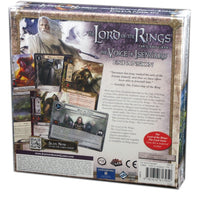 Lord of the Rings LCG, The Voice of Isengard Saga expansion