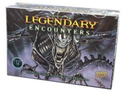 Legendary Ecounters, Alien Expansion