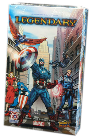 Marvel Legendary, Captain America Expansion
