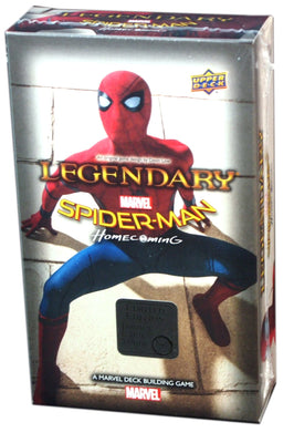 Marvel Legendary, Spider-Man Homecoming Expansion