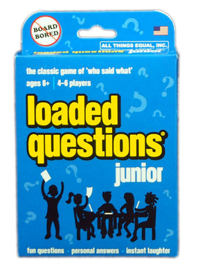 Loaded Question Junior