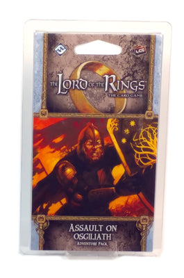 Lord of the Rings LCG, Assautl on Osgiliath Adventure pack