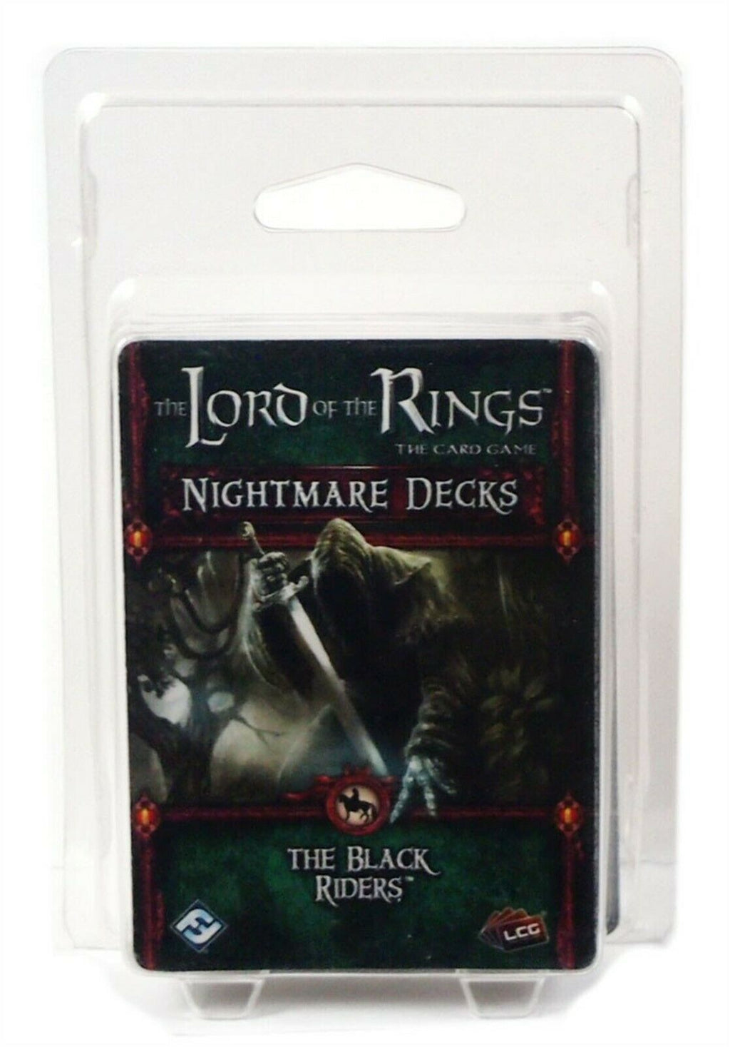 Lord of the Rings LCG, The Black Riders Nightmare Deck