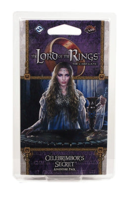 Lord of the Rings LCG, Celebrimbor's Secret Adventure pack