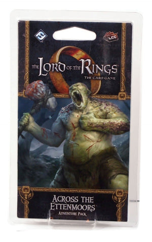 Lord of the Rings LCG, Across the Ettenmoors Adventure pack