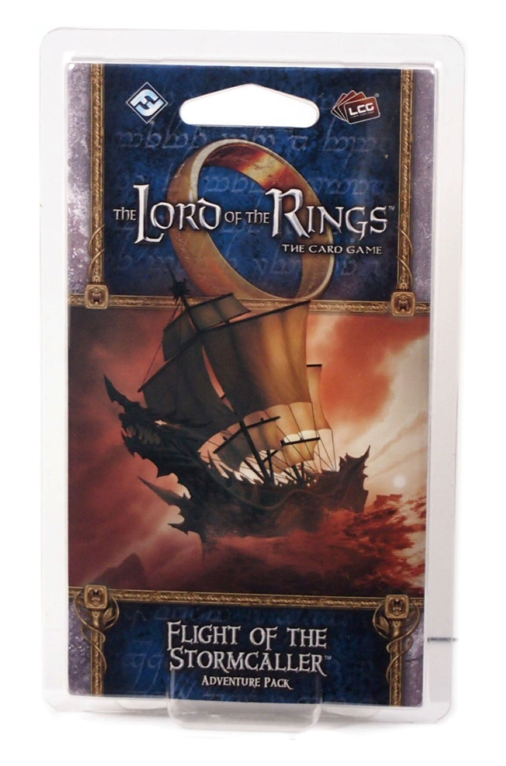 Lord of the Rings LCG, Flight of the Stormcaller Adventure pack