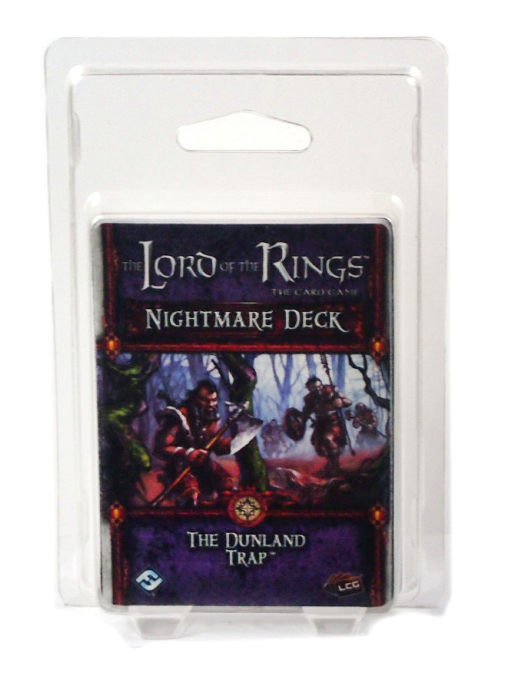 Lord of the Rings LCG, The Dunland Trap Nightmare Deck