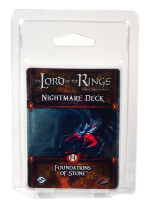 Lord of the Rings LCG, Foundation Stone Nightmare Deck