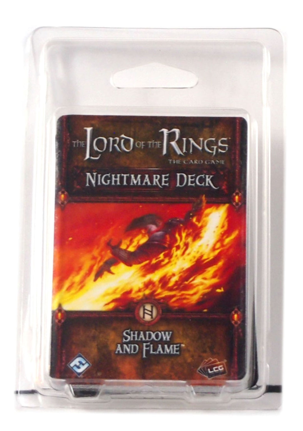Lord of the Rings LCG, Shadow and Flame Nightmare Deck