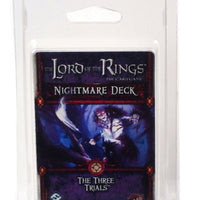 Lord of the Rings LCG, The Three Trials Nightmare Deck