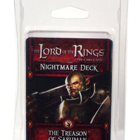 Lord of the Rings LCG, The Treason of Saruman Nightmare Deck