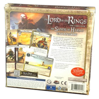 Lord of the Rings LCG, Sands of Harad Saga expansion