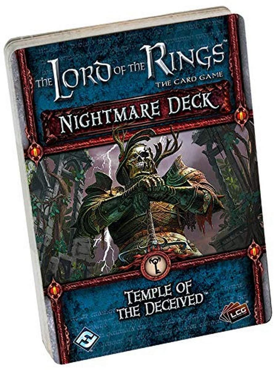 Lord of the Rings LCG, Temple of the Deceived Nightmare Deck