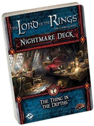 Lord of the Rings LCG, The Thing in the Depths Nightmare Deck