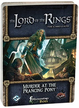 Lord of the Rings LCG, Murder at the Prancing Poney Scenario Pack