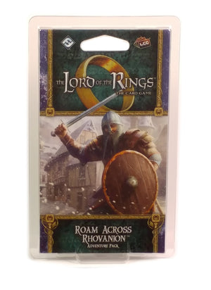 Lord of the Rings LCG, Roam Across Rhovanion Adventure Pack