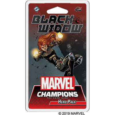 Marvel Champions LCG, Black Widow Hero Pack