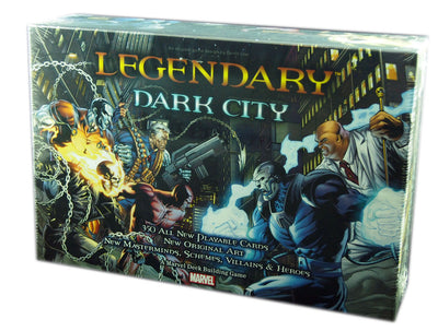 Marvel Legendary, Dark City Expansion