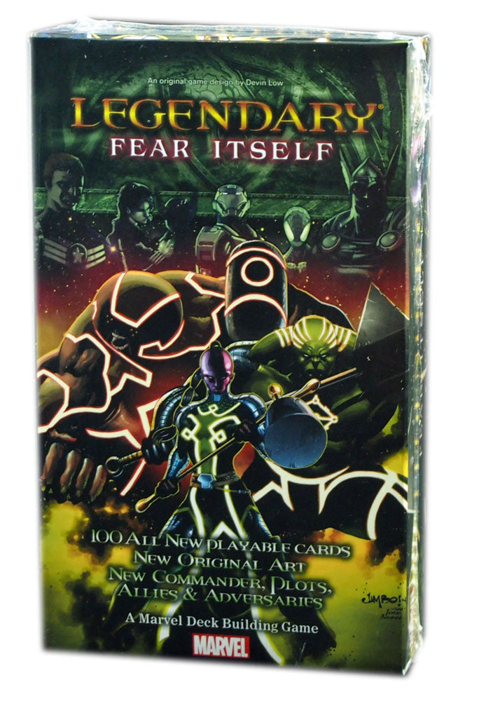 Marvel Legendary, Fear Itself Expansion