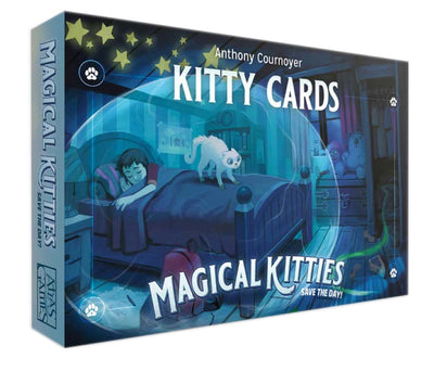 Magical Kitties Save the Day! Kitty Cards