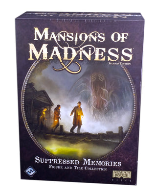 Mansions of Madness Suppressed Memories Expansion