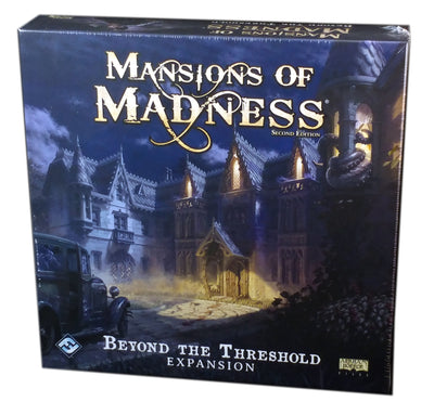 Mansions of Madness Beyond the Threshold Expansion