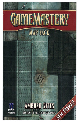 GameMastery Map Pack, Ambush Sites