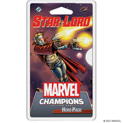 Marvel Champions LCG Star Lord Hero Pack