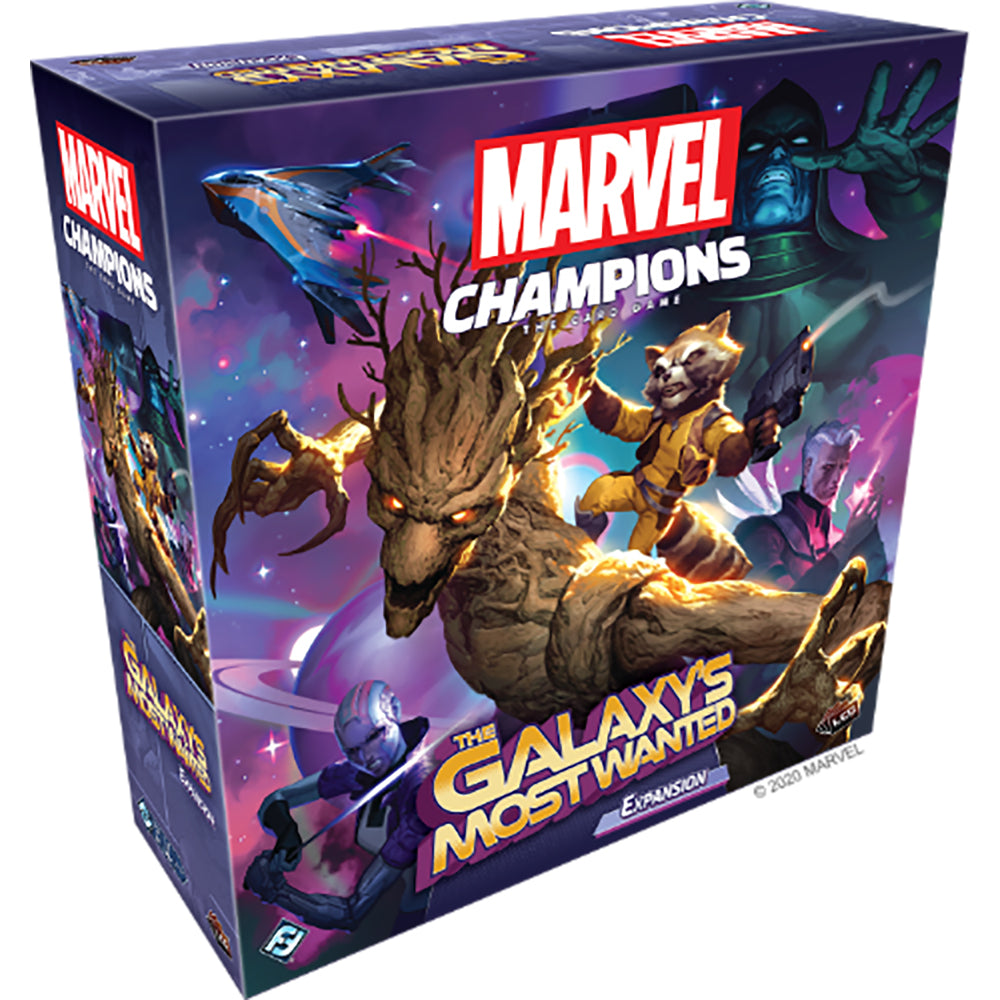 Marvel Champions LCG Galaxy's Most Wanted Expansion
