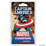 Marvel Champions LCG, Captain America Hero Pack