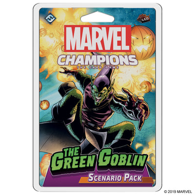 Marvel Champions LCG, The Green Goblin Scenario Pack