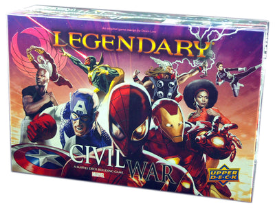 Marvel Legendary, Civil War Expansion