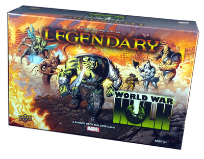 Marvel Legendary, World War Hulk Expansion