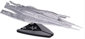 Mass Effect, Alliance Cruiser, Silver-Plated Limited Édition