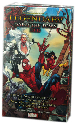 Marvel Legendary, Paint The Town Red Spider-man Expansion